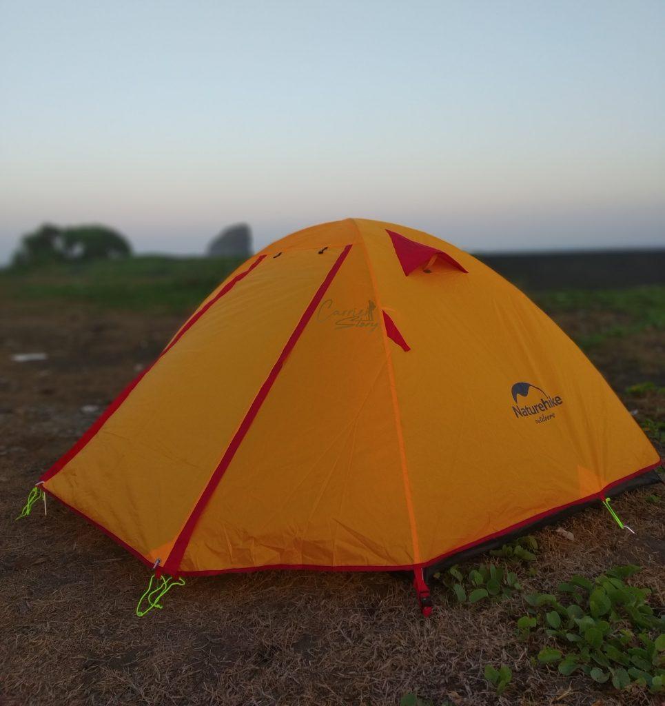 Review Tenda Naturehike Professional 2P