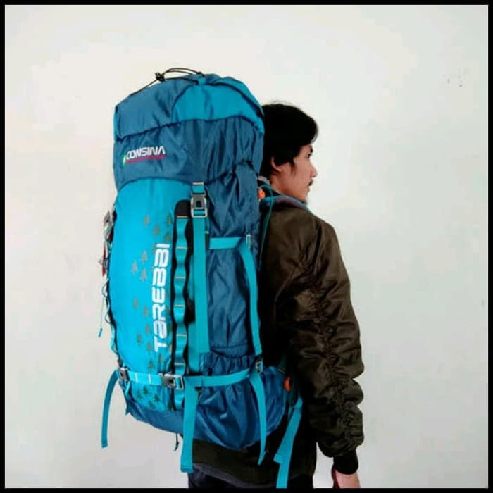 Review Tas Carrier Consina Murah Tarebbi 60l