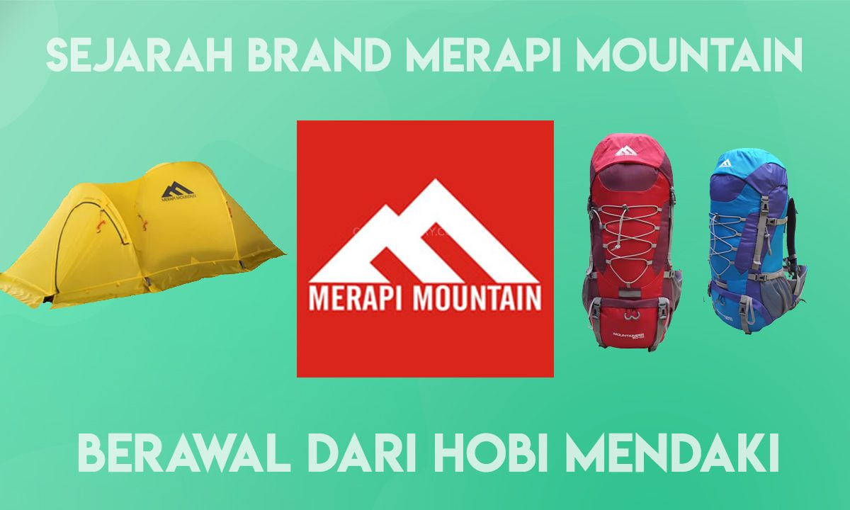 brand merapi mountain
