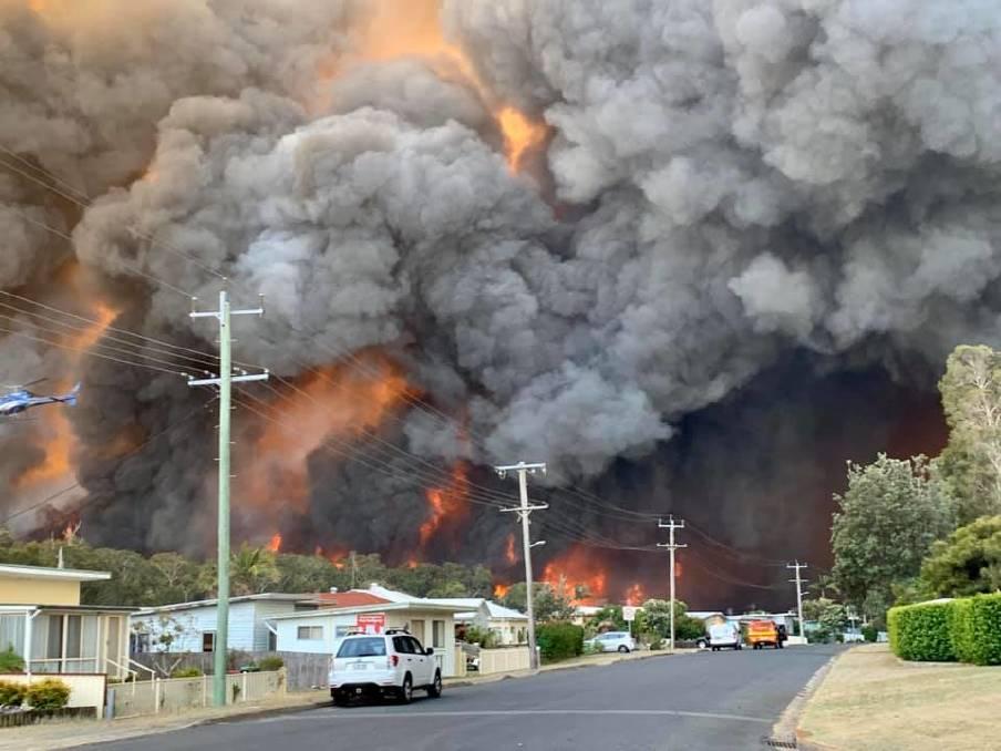Kebakaran Hutan di Australia Menjadi Terbesar Sepanjang Sejarah, Mulai Pengaruhi Iklim Dunia!