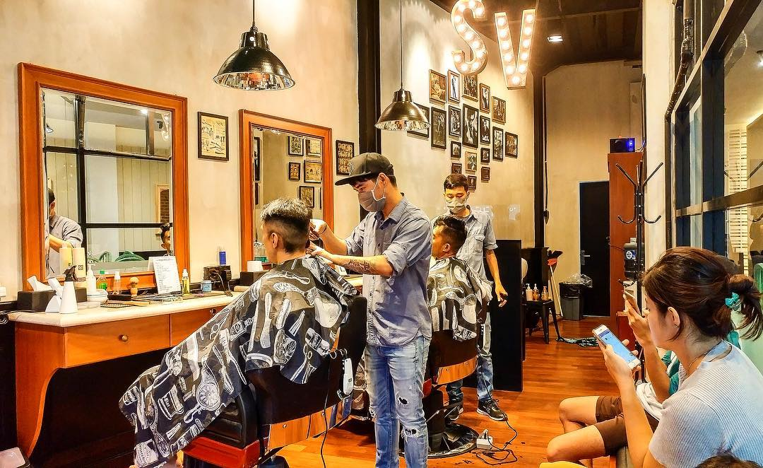 Seven Barber Bali