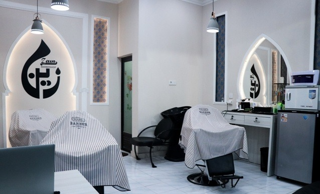 Zain Barbershop