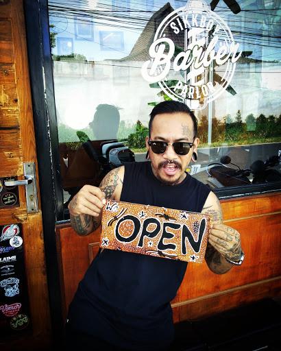 Sikkboy Barber Bali