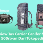 Review Tas Carrier Murah Canifer